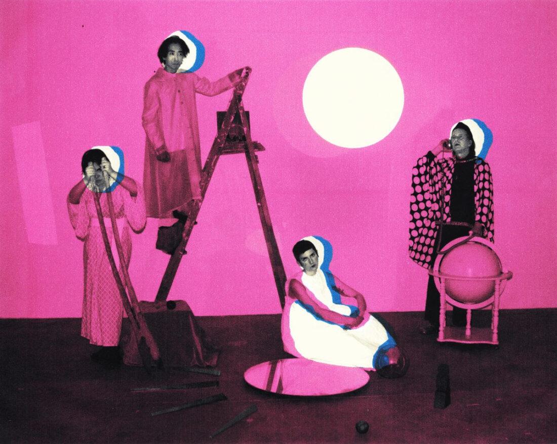 """Vanishing Twin вдохновляются афробитом на свежем сингле """"Phase One Million"""" 1"""