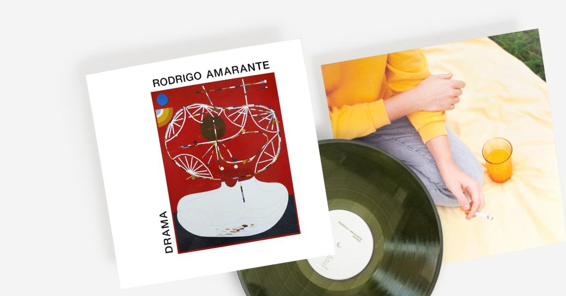 Родриго Амаранте, Cochemea и ещё 5 новых альбомов, которые стоит услышать (16.07) 1