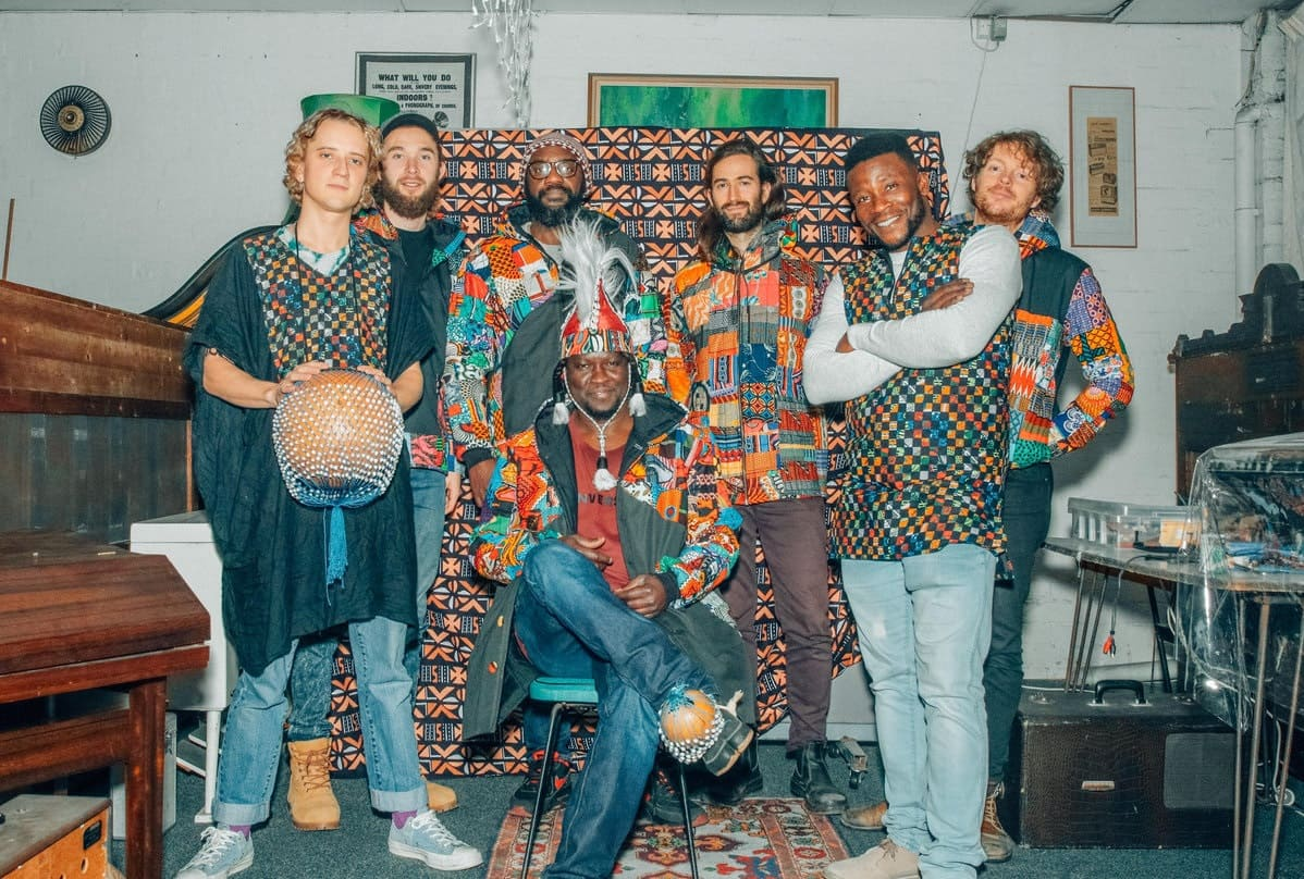 "Ausecuma Beats чтят африканские традиции на свежем сингле ""Sallier"" 1"