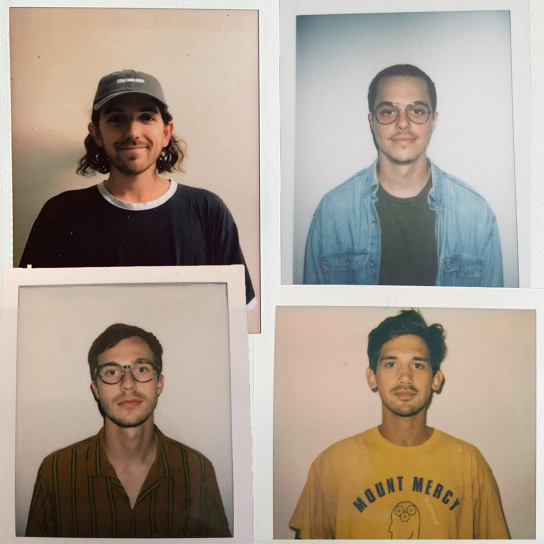 Central Heat Exchange записали одноимённый дебютный LP на расстоянии 1