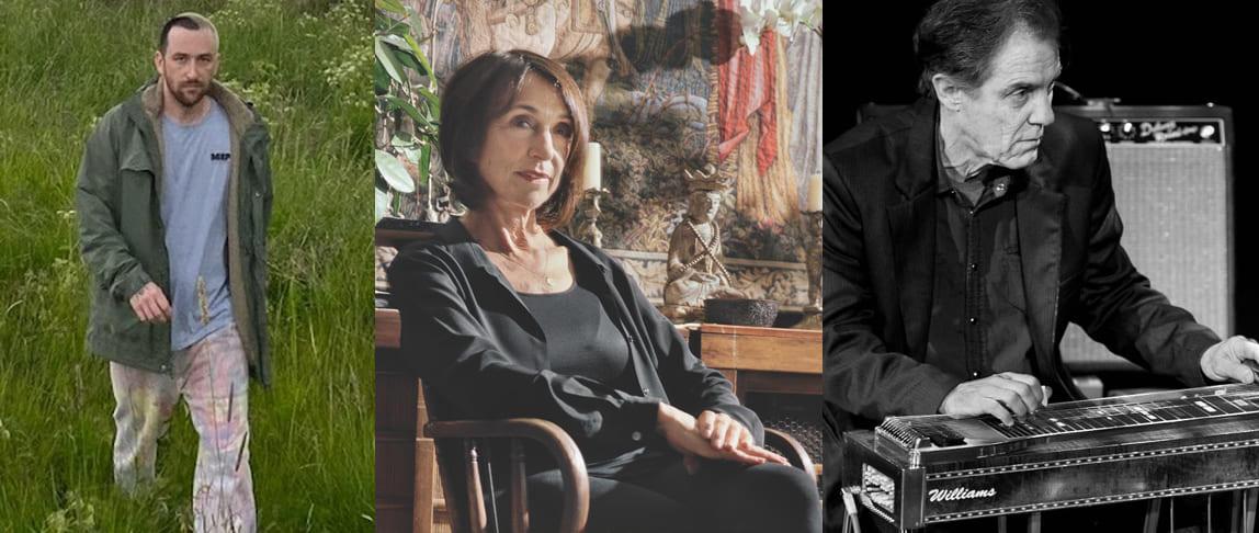 """Алистер Фоунвода, Сьюзан Чани и Грег Лейс готовят совместный альбом """"Milan"""" 1"""