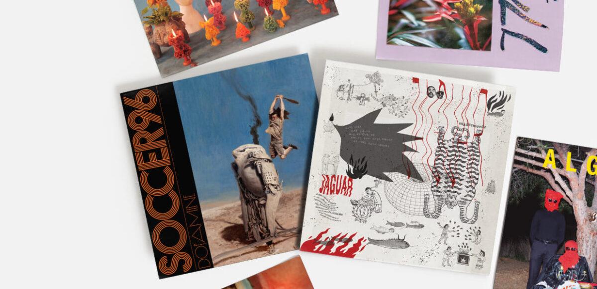 10 новых альбомов, которые стоит послушать в грядущие выходные (24.09) 1