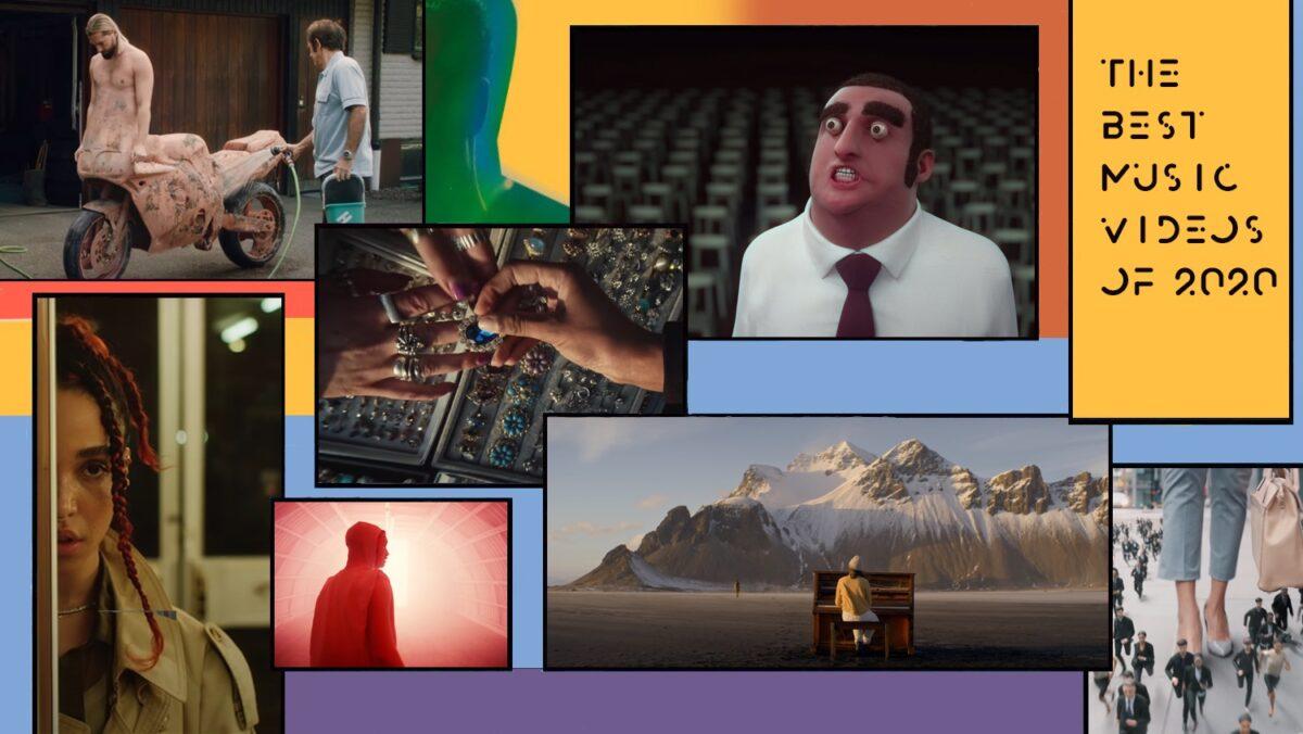 10 лучших музыкальных видео 2020 года. Выбор Underrated